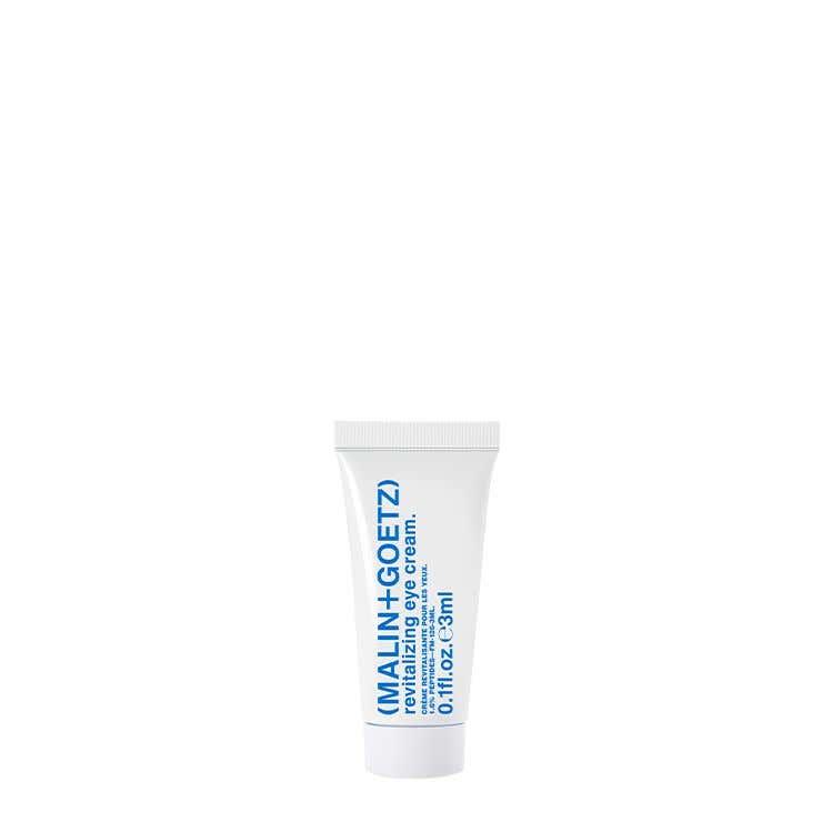 revitalizing eye cream. sample