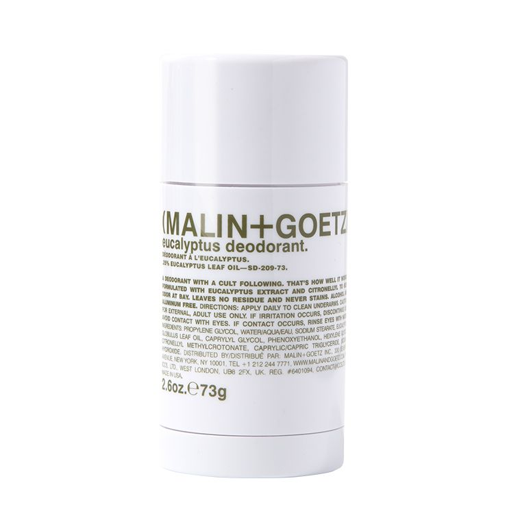 eucalyptus deodorant.