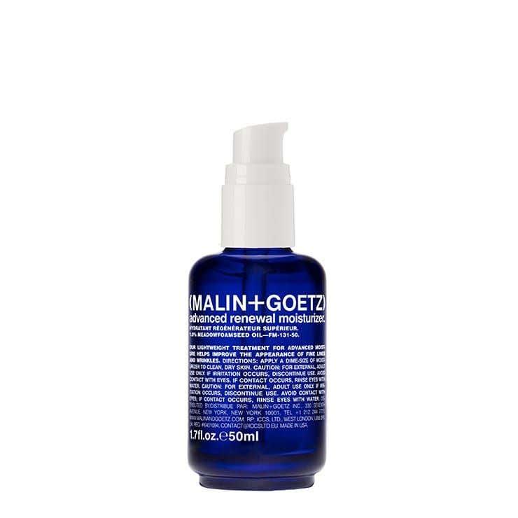 advanced renewal moisturizer