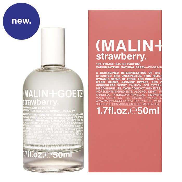 strawberry eau de parfum
