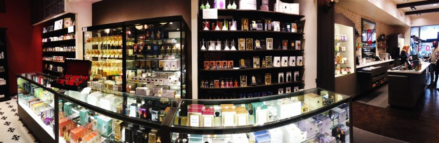Where in the world is M+G… Merz Apothecary, Chicago