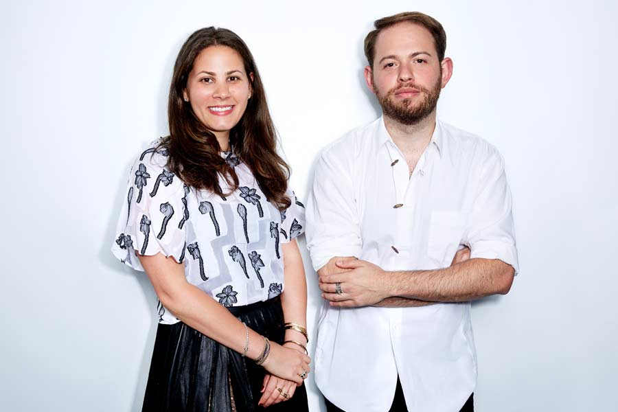 Q+A with Sarah Leff + Jonathan Cohen, the founders of Jonathan Cohen Studios.