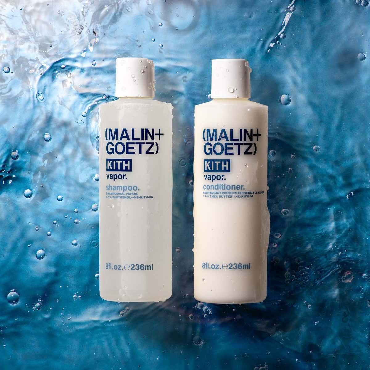 MALIN+GOETZ Kith shampoo and conditioner