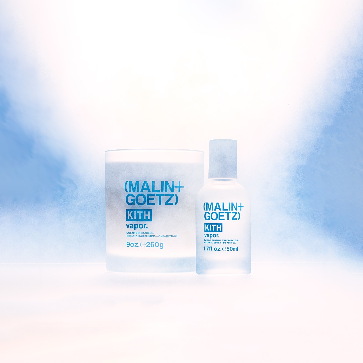 MALIN+GOETZ Kith candle and fragrance
