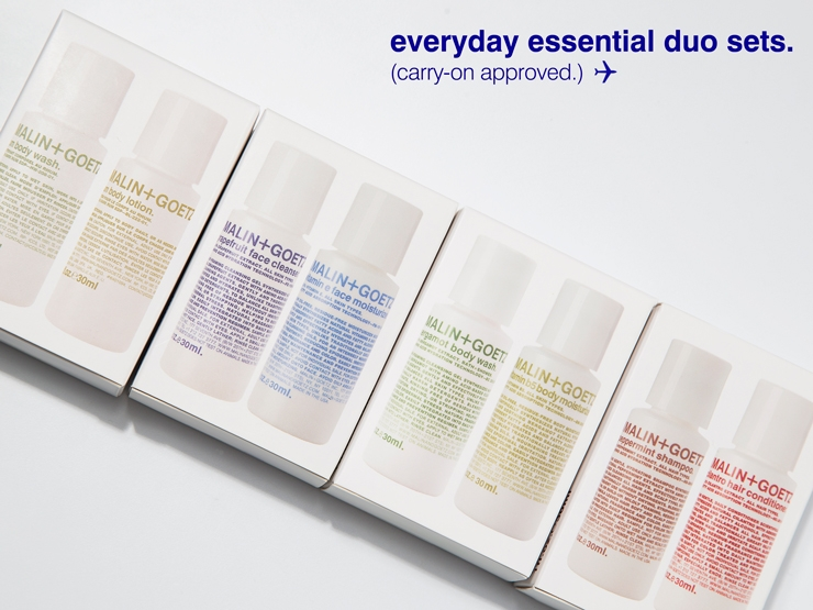 everyday essential duo sets.
