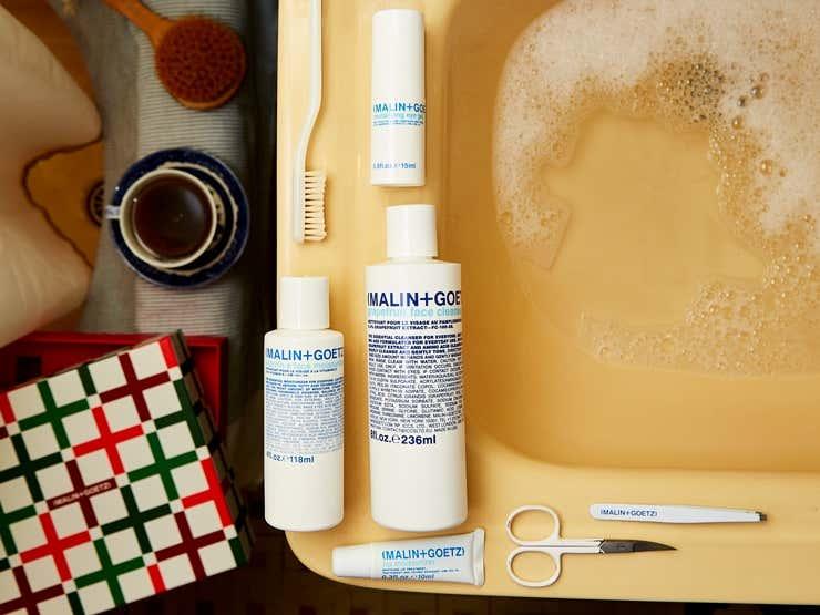 Malin + Goetz face essential set