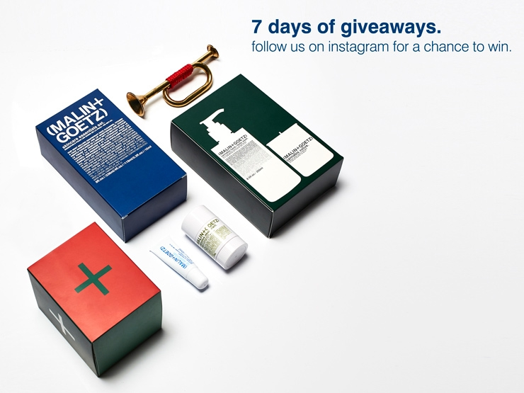 7 days of giveaways