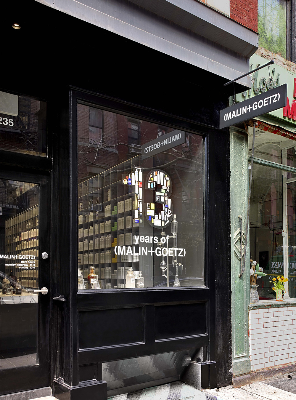 Soho New York Store