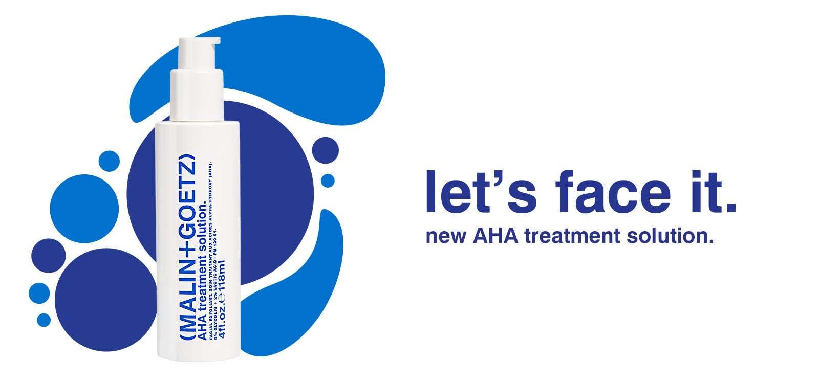 AHA Treatment Solution